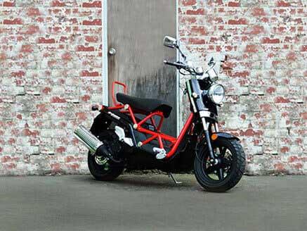 מדהים אופנועים וקטנועים חדשים למכירה - דיאלים RR-43